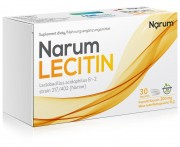 Narum plus Lecitin 200 mg, 30 kaps NARINE