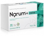 Narum plus Melisa 200 mg, 30 kaps NARINE